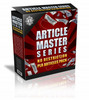 Article Master Series Vol.9 (PLR)