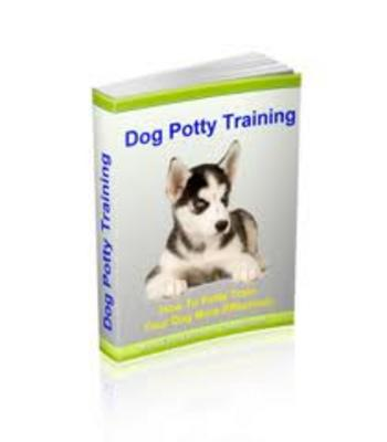 Product picture Dog Potty Training (PLR)