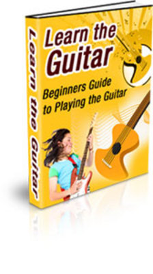 Product picture Learn The Guitar: Beginners Guide To Playing
