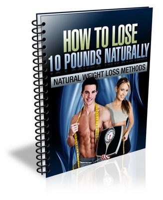 Product picture Lose 10 Pounds (PLR)