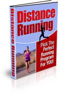 Product picture Distance Running eBook (PLR)